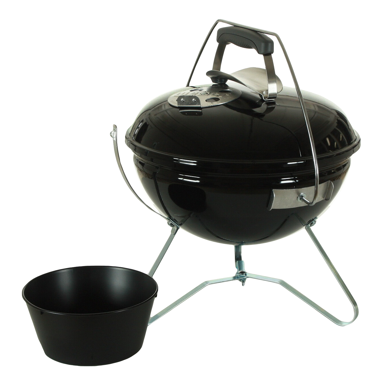 pin weber smokey joe portable braai in turquoise perfect. Black Bedroom Furniture Sets. Home Design Ideas